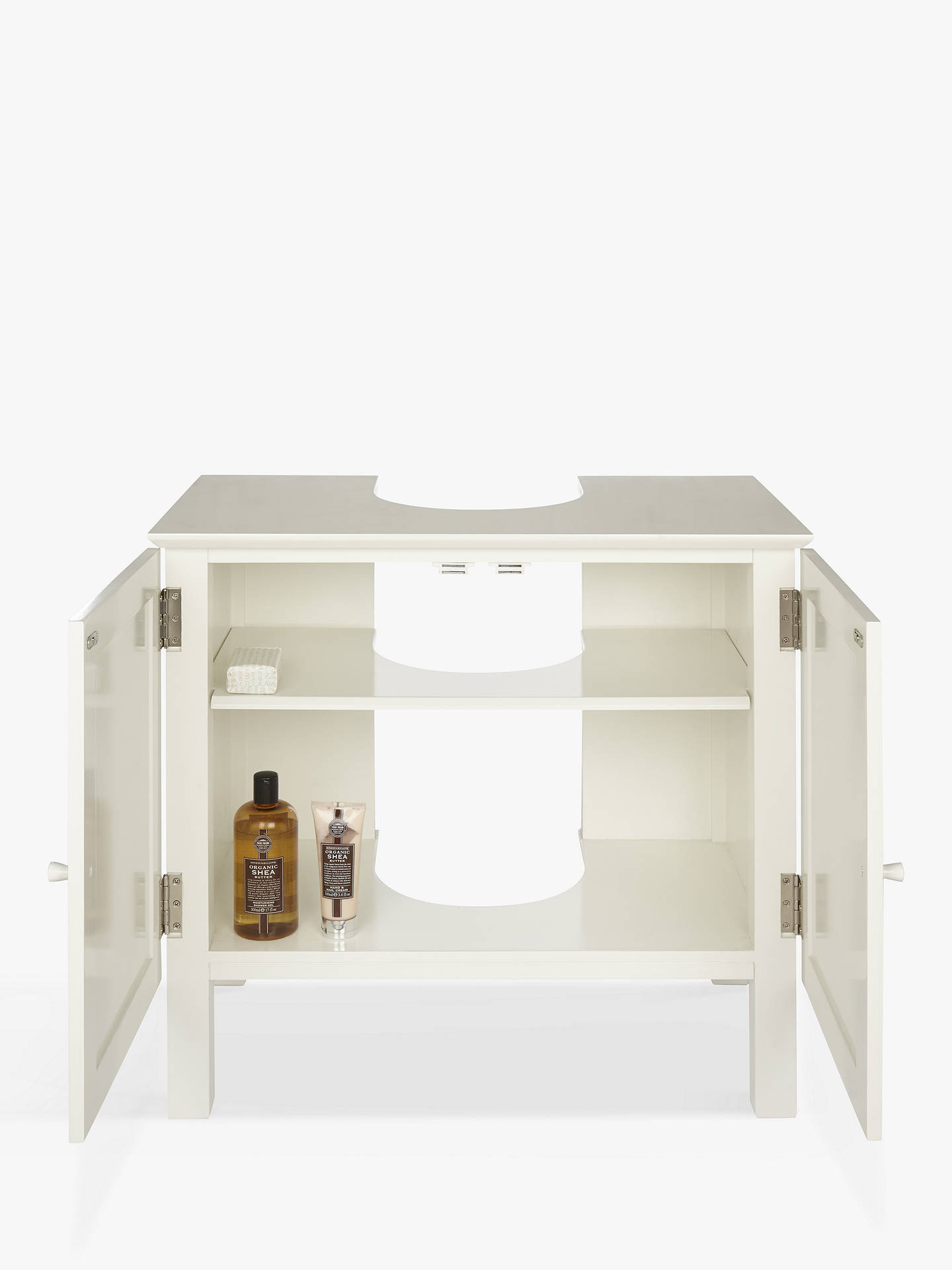 Buy John Lewis & Partners St Ives Under Sink Unit Online at johnlewis.com