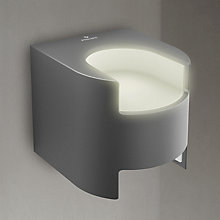 Buy Philips Grass LED Outdoor Wall Light Online at johnlewis.com