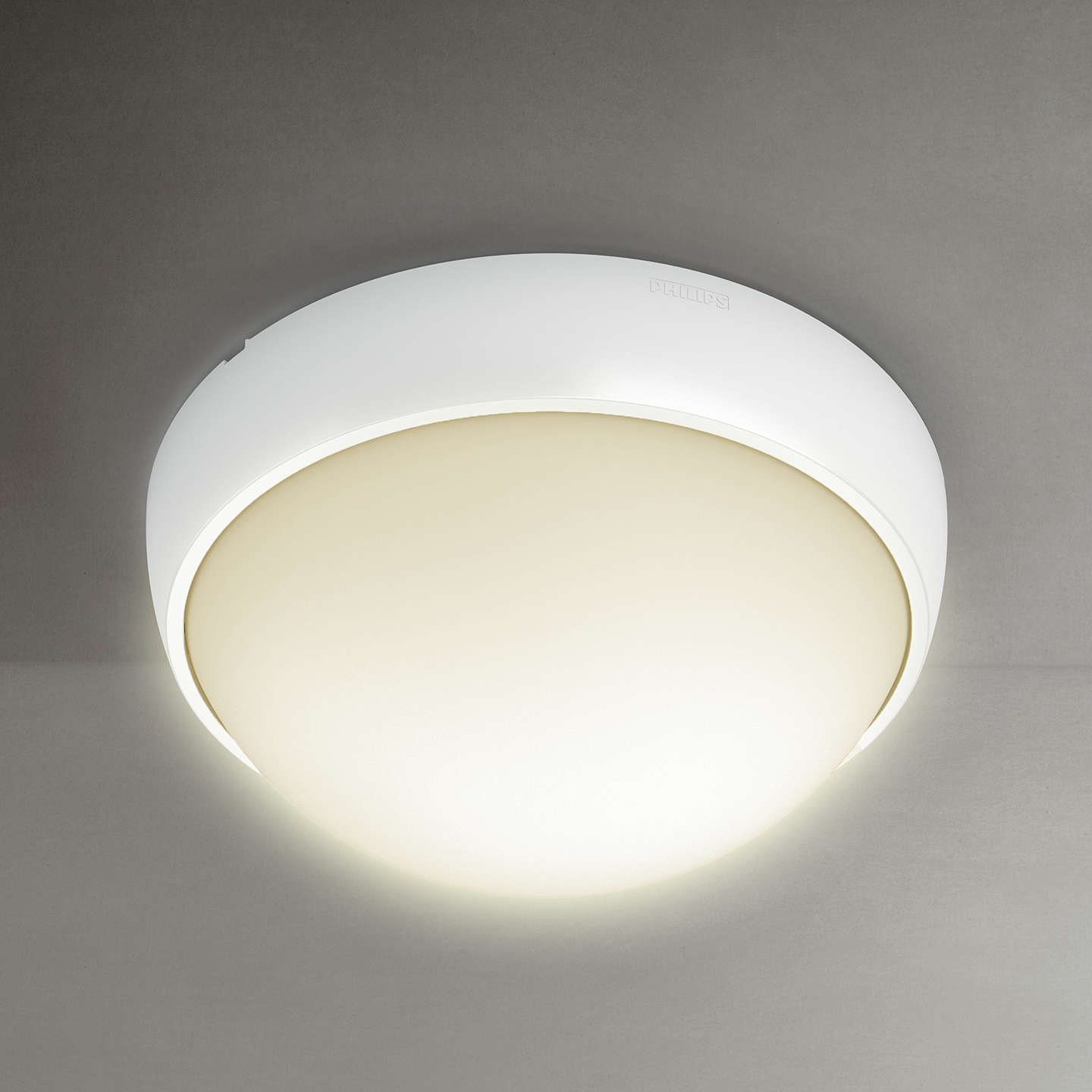 Philips Waterlily LED Bathroom Light at John Lewis