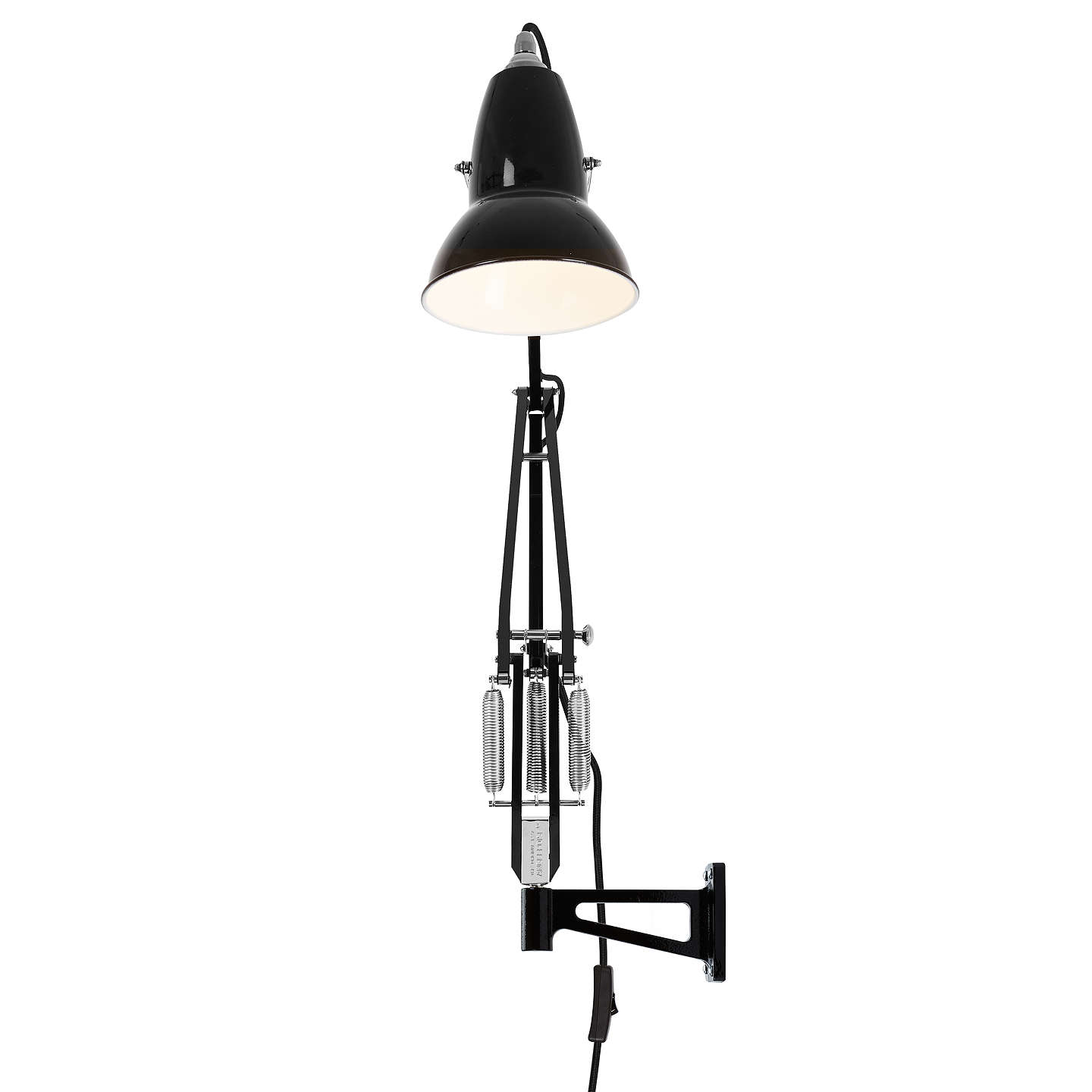 Anglepoise Original 1227 Extendable Wall Light At John Lewis