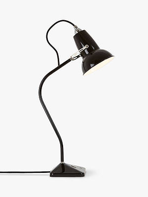 Buy Anglepoise Original 1227 Mini Table Lamp, Black Online at johnlewis.com