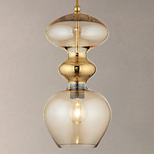 Buy Ebb & Flow Futura Pendant Ceiling Light Online at johnlewis.com