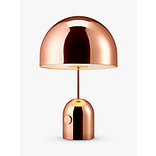 Buy Tom Dixon Bell Table Lamp Online at johnlewis.com