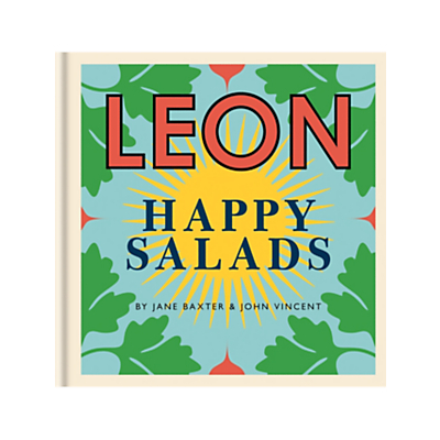 LEON Happy Salads Recipe Book