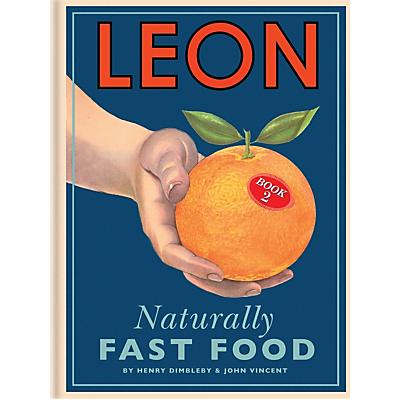LEON Naturally Fast Food 2 Recipe Book