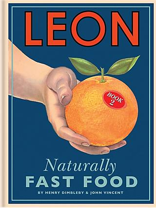 LEON Naturally Fast Food 2 Recipe Book