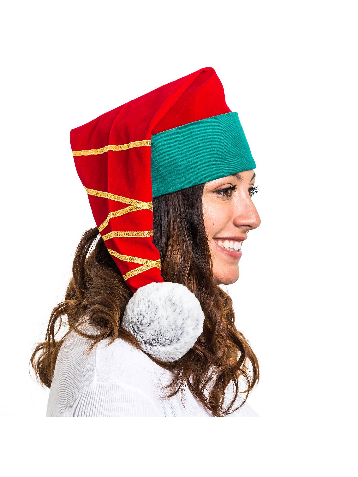 2db983f3f7ec4 ... Buy Portable North Pole Do-Good Elf Hat Online at johnlewis.com ...