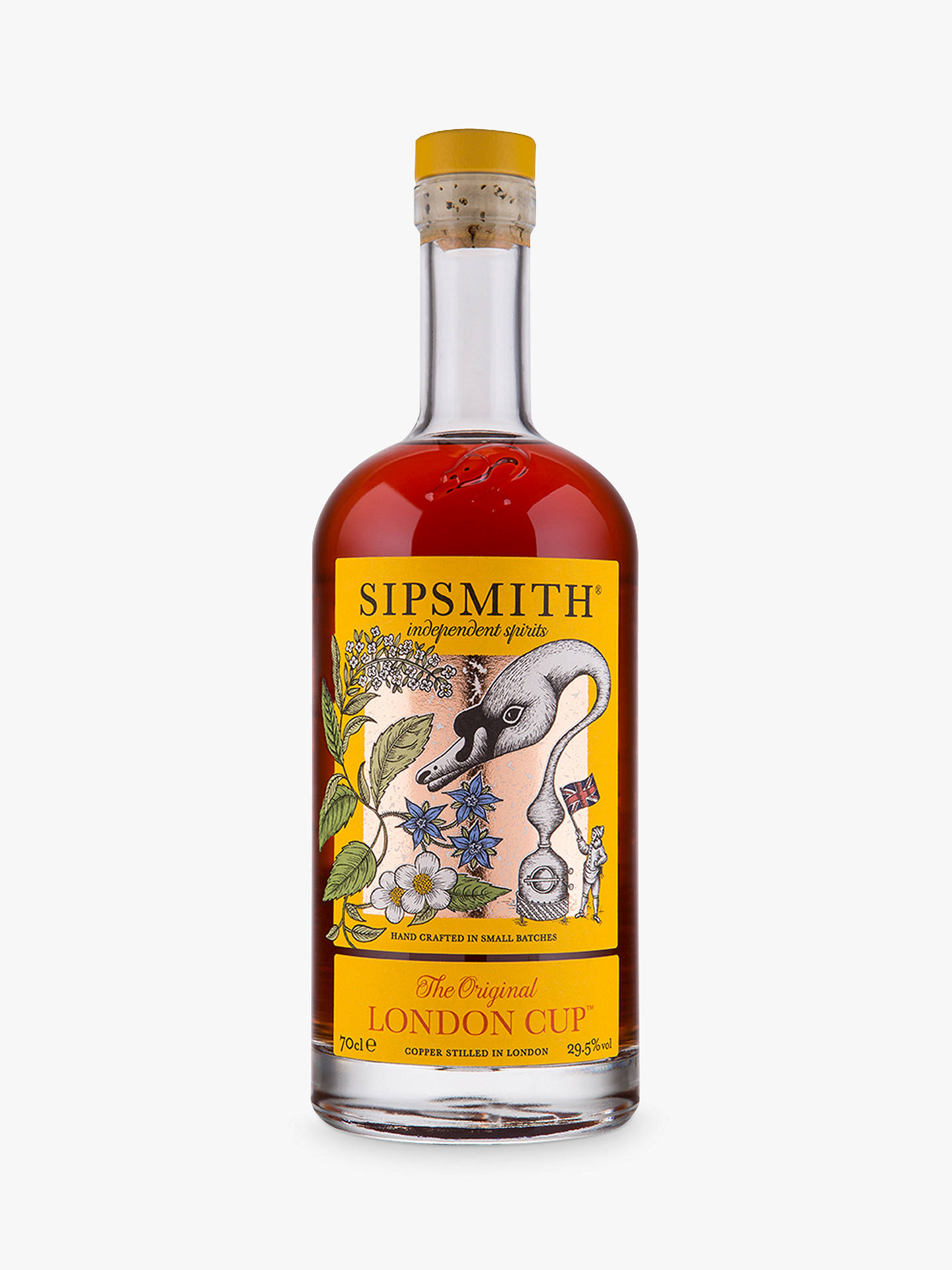 Buy Sipsmith The Original London Cup, Gin-Based, 70cl Online at johnlewis.com