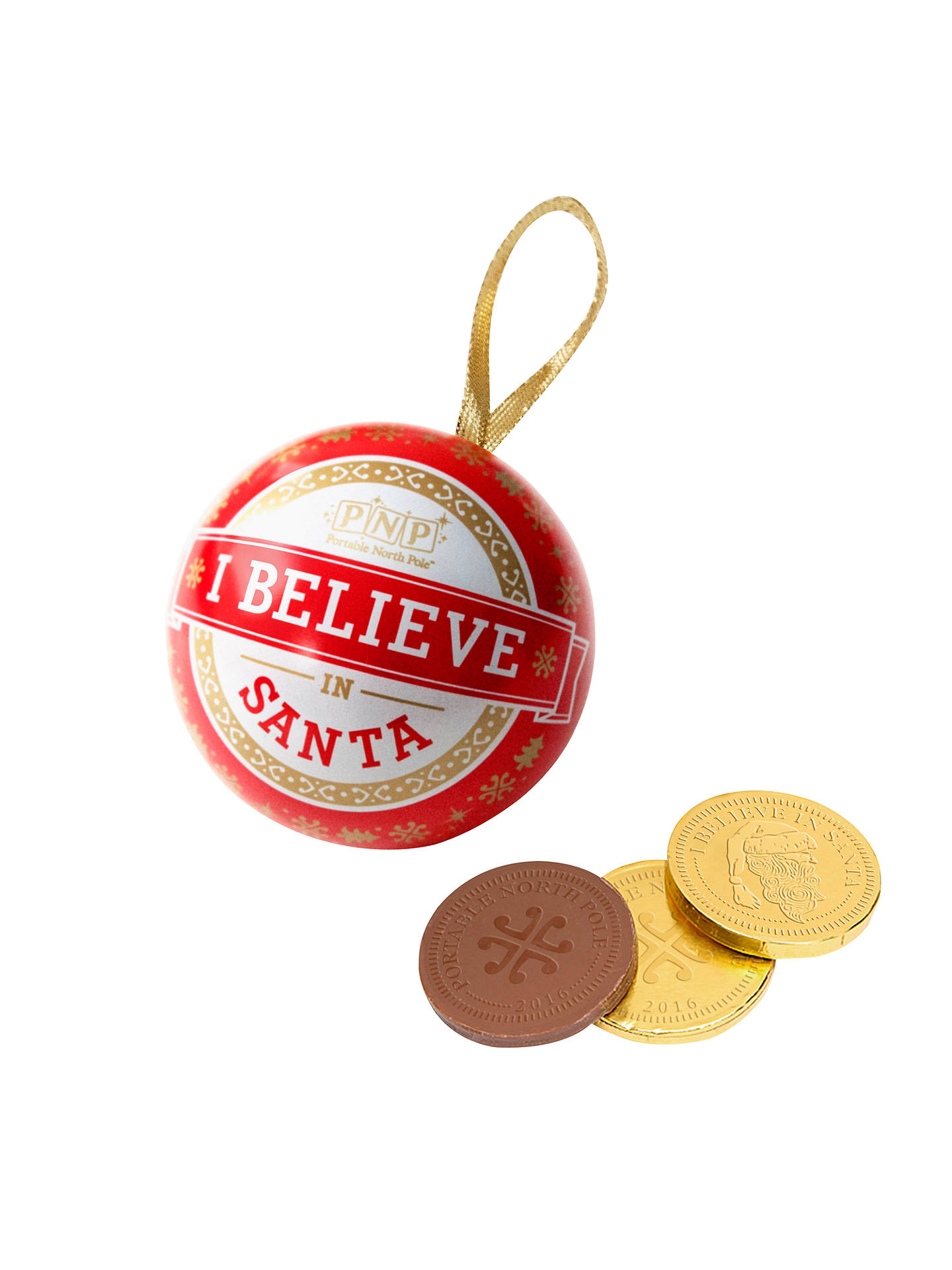 BuyPortable North Pole Magic Bauble Surprise Online at johnlewis.com