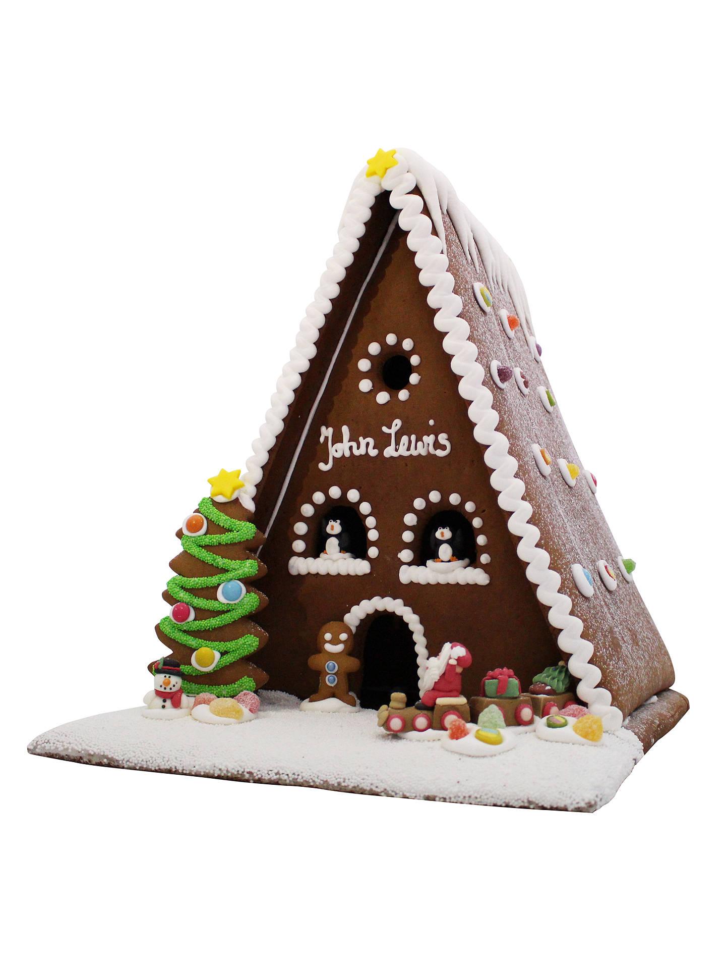 323b3ef8c Buy Gingerbread House, 3.5kg, Extra Large Online at johnlewis.com