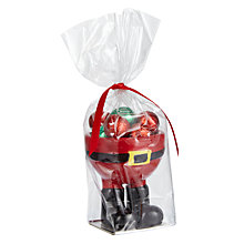 Buy Candy House Santa Egg Cup With Milk Chocolate, 44g Online at johnlewis.com