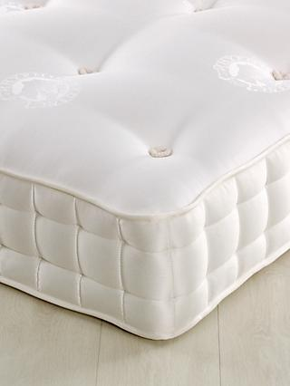Hypnos Deluxe Pocket Spring Mattress, Medium, Small Double