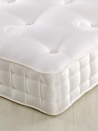 Hypnos Deluxe Pocket Spring Mattress, Medium, Double
