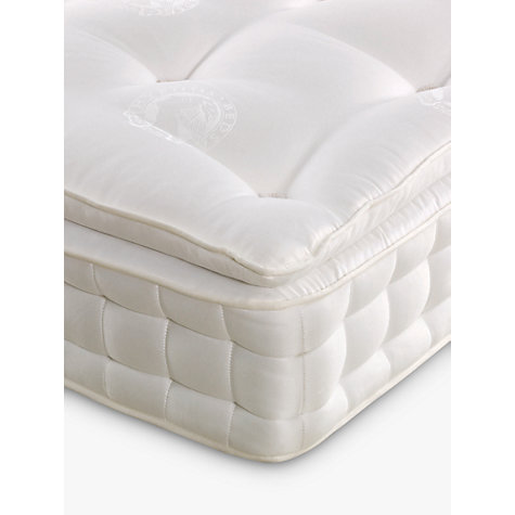 Buy Hypnos Superb Pillow Top Pocket Spring Mattress Firm King Size Online At Johnlewis