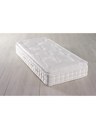 Hypnos Superb Pillow Top Pocket Spring Mattress, Firm, Single