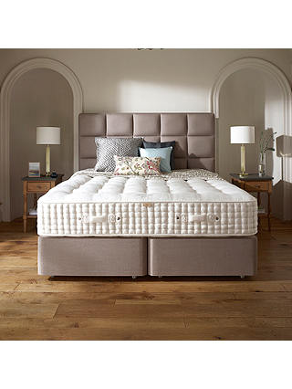 Buy John Lewis & Partners The Ultimate Collection Silk Pocket Spring Mattress, Medium, Emperor Online at johnlewis.com