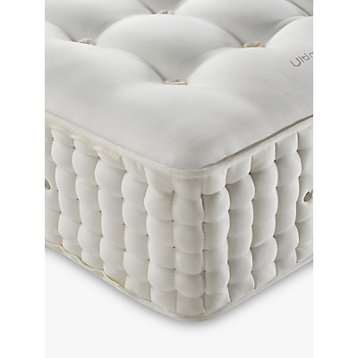 Image of John Lewis The Ultimate Collection Silk Pocket Spring Zip Link Mattress, Medium, Super King Size