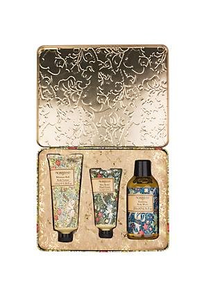 Morris & Co. Golden Lily Body Care Trilogy Set