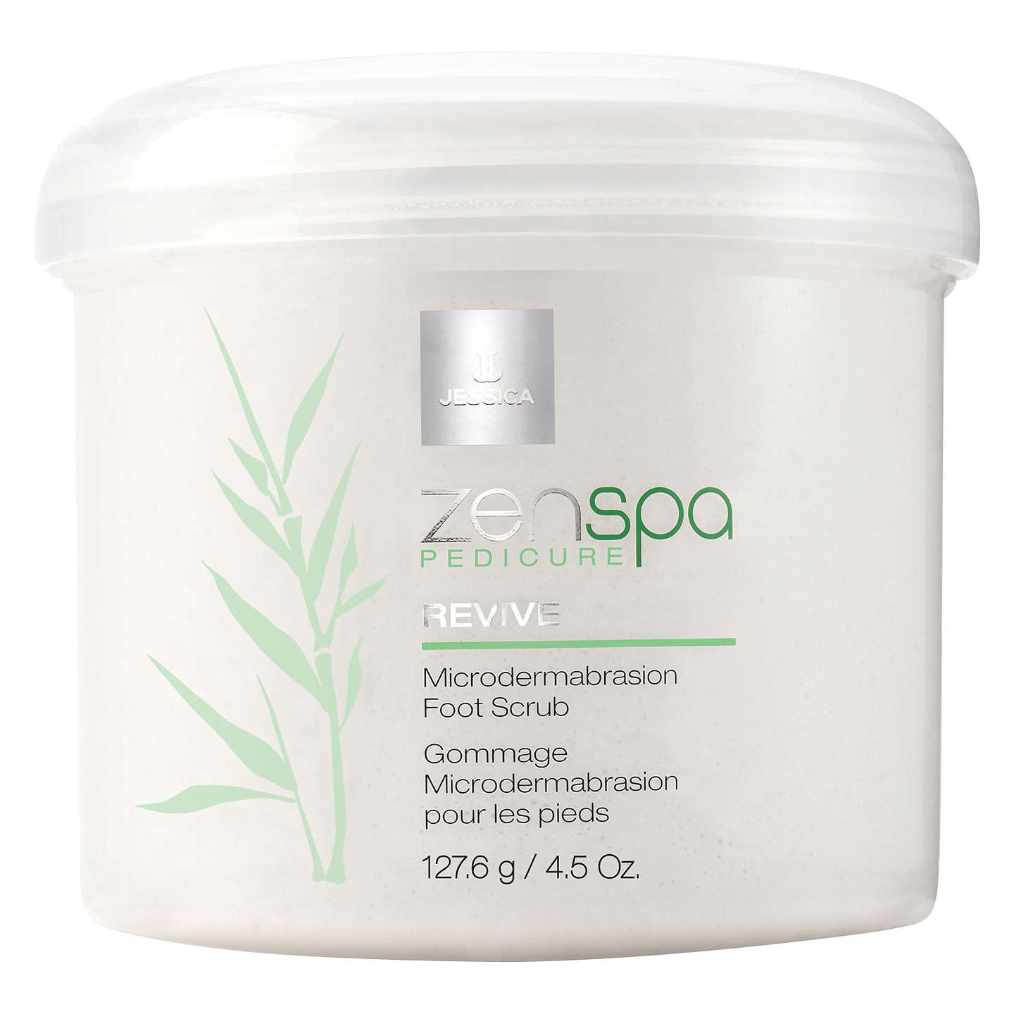 BuyJessica Zenspa Revive Microdermabrasion Foot Scrub, 127.6g Online at johnlewis.com