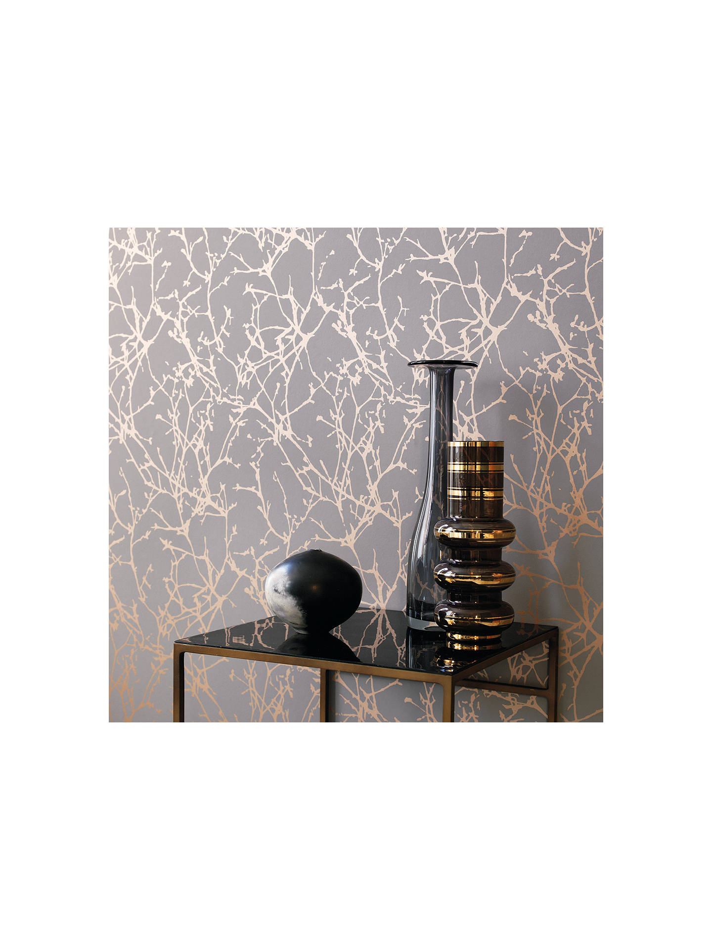 Buy Romo Arbor Paste the Wall Wallpaper, Andesite W396/06 Online at johnlewis.com