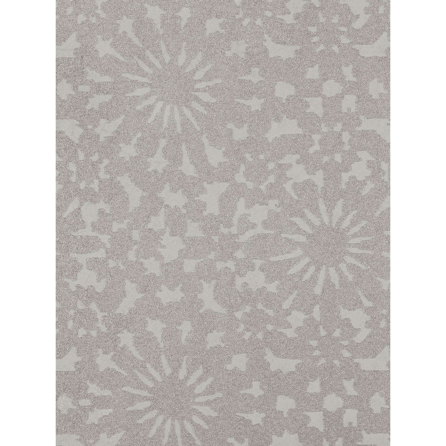 BuyRomo Merletto Paste The Wall Wallpaper Silver W398 06 Online At Johnlewis