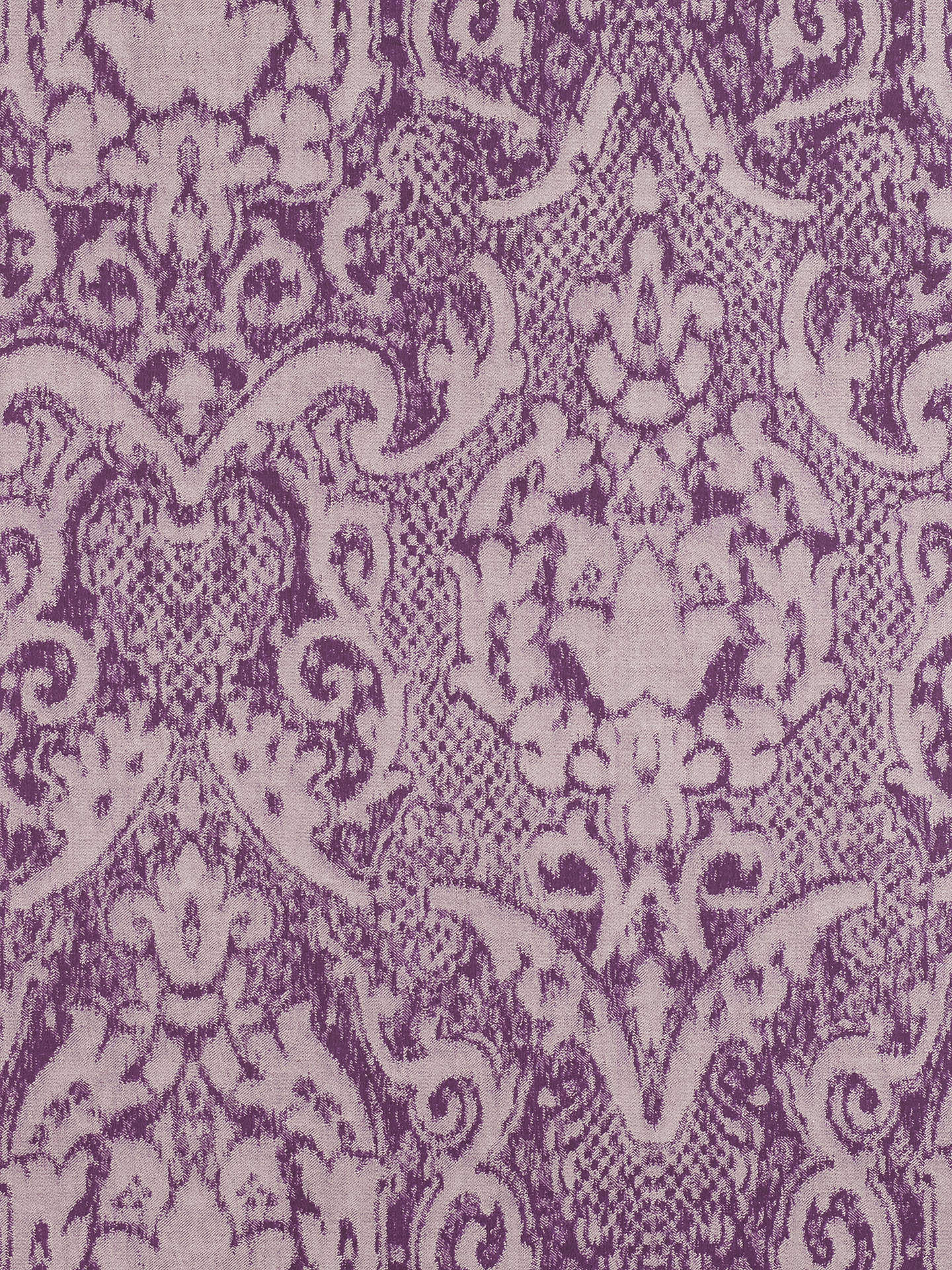 Buy Black Edition Boheme Paste the Wall Wallpaper Purple W367/06 Online at johnlewis.com