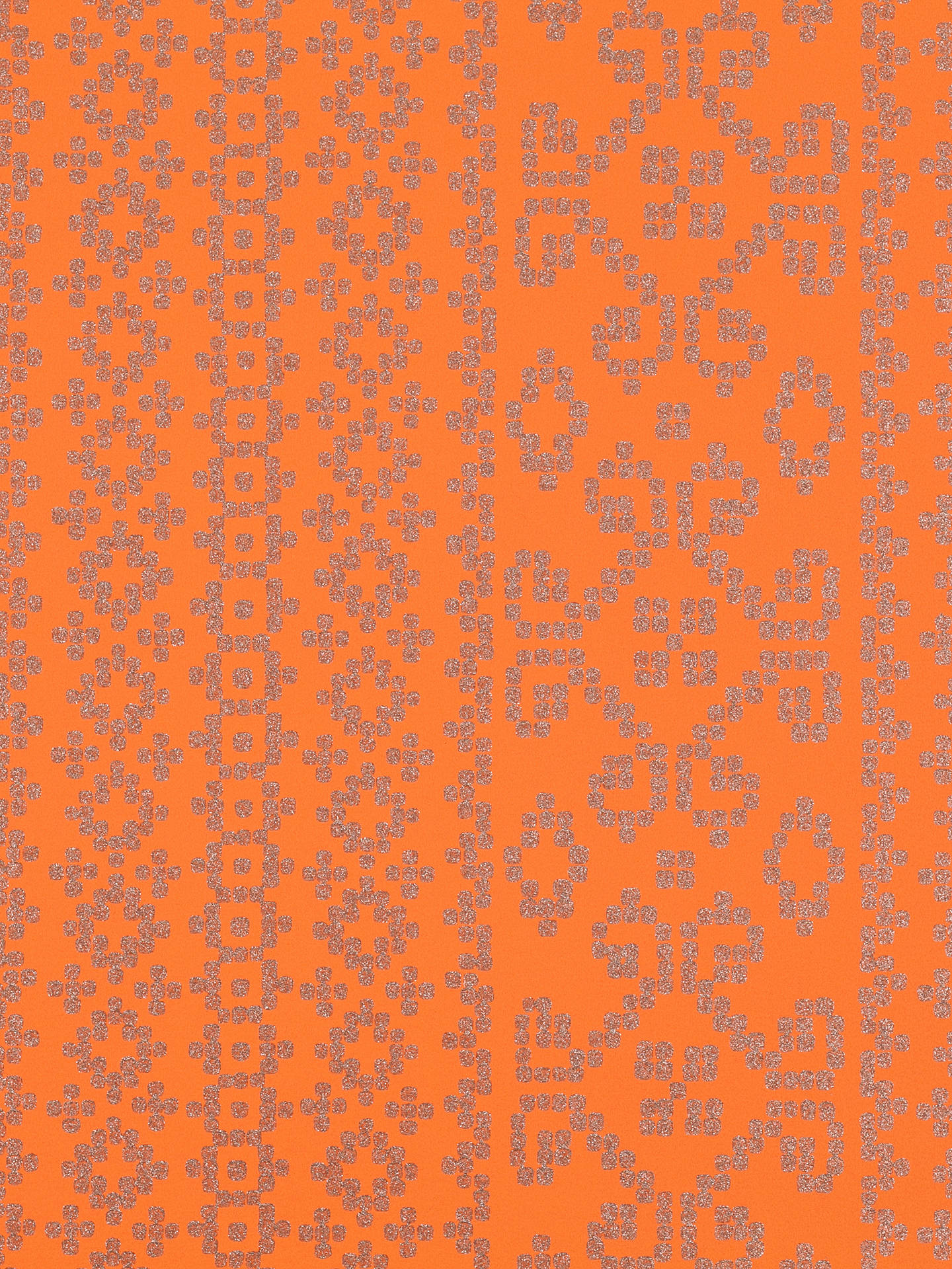 Buy Black Edition Kasbah Paste the Wall Wallpaper, Clementine W366/03 Online at johnlewis.com
