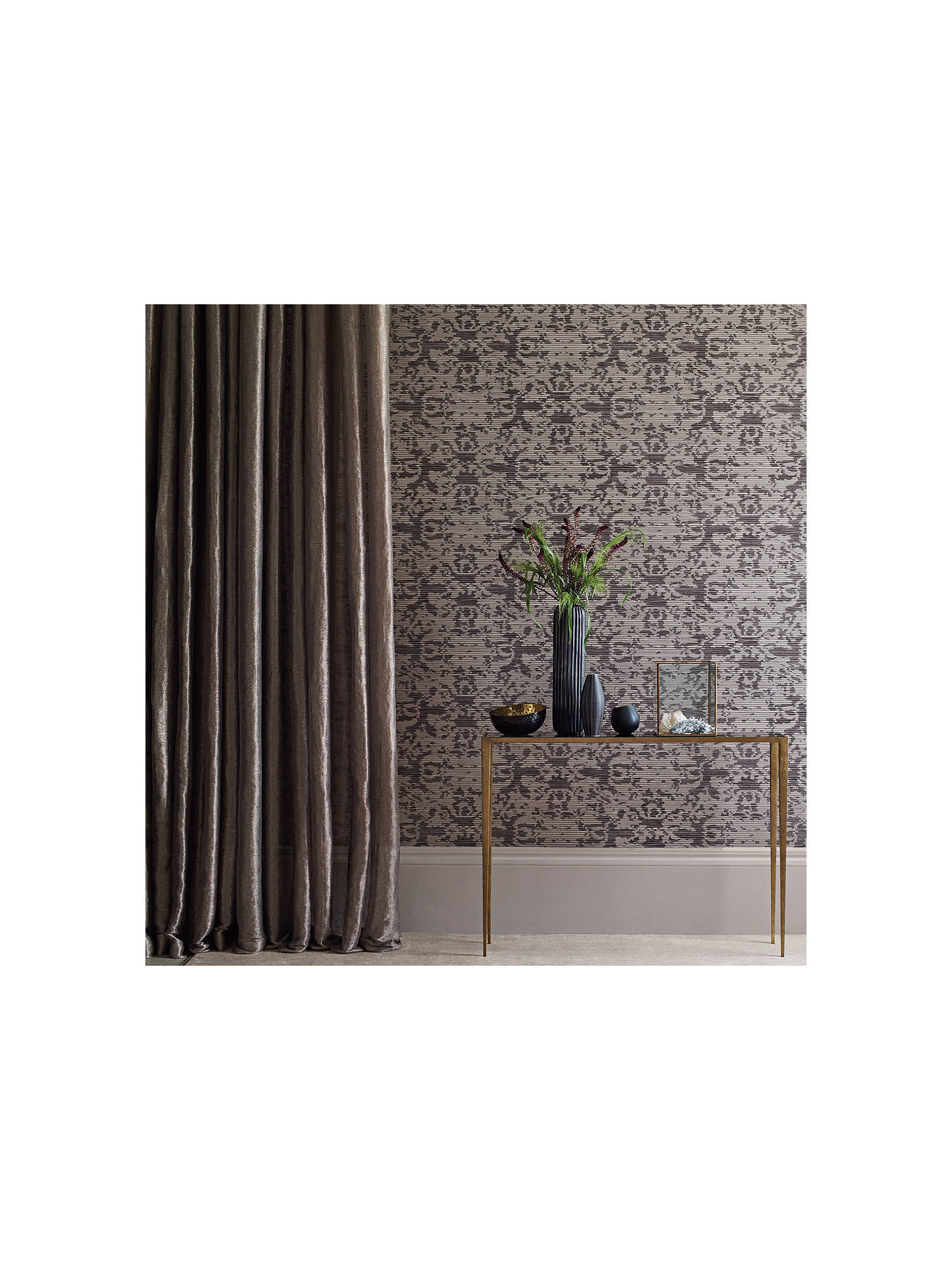 Buy Black Edition Iroko Paste the Wall Wallpaper, Ash W905/04 Online at johnlewis.com