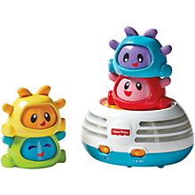 Buy Fisher-Price Bright Beats Build-a-Beat Stacker Online at johnlewis.com