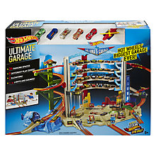 Buy Hot Wheels Ultimate Garage Playset Online at johnlewis.com