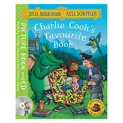 Image of Charlie Cook's Favourite Book