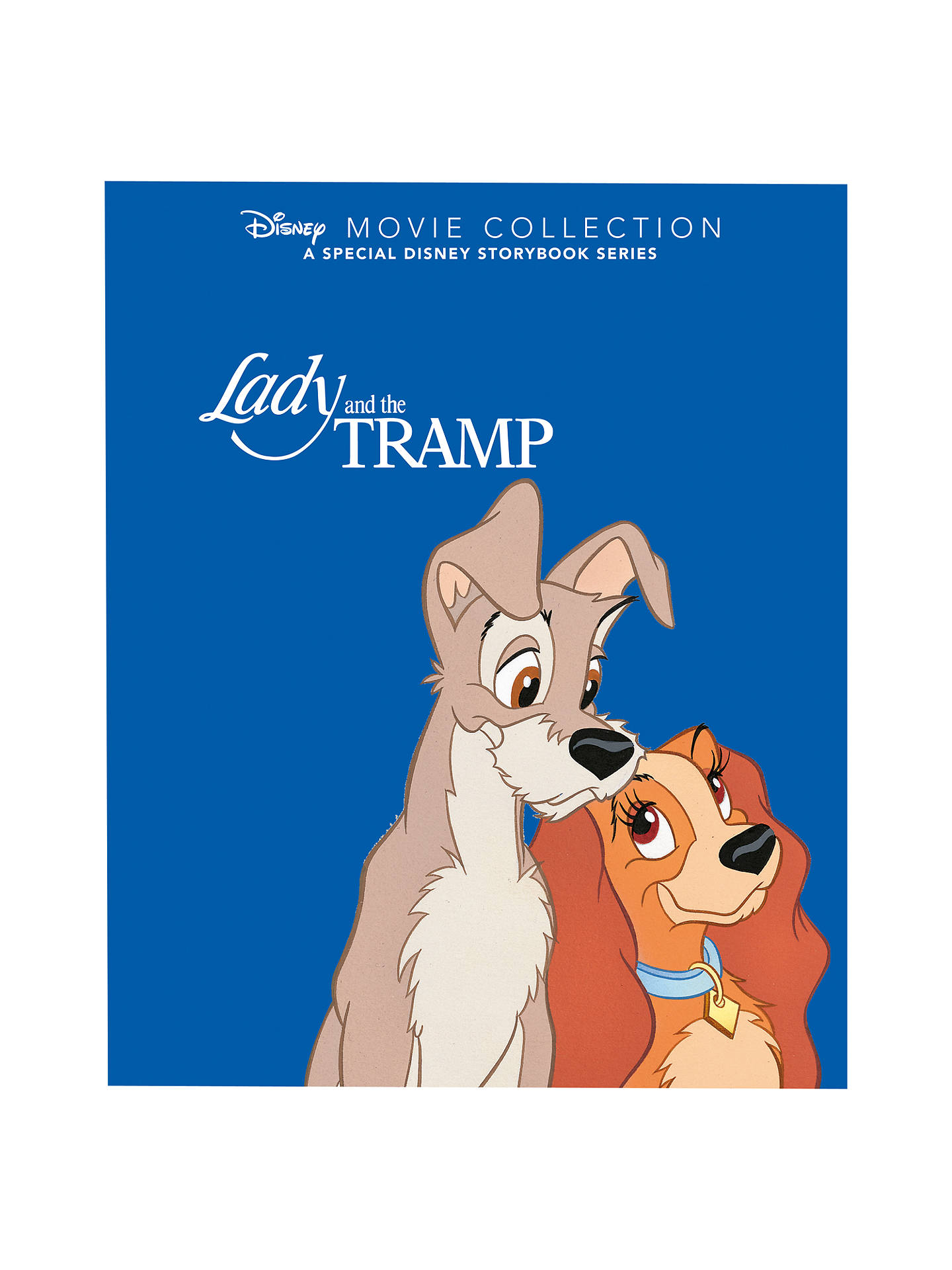 Disney The Lady The Tramp Book At John Lewis Partners