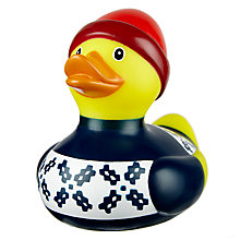 Buy Christmas Jumper Bathtime Rubber Duck Online at johnlewis.com