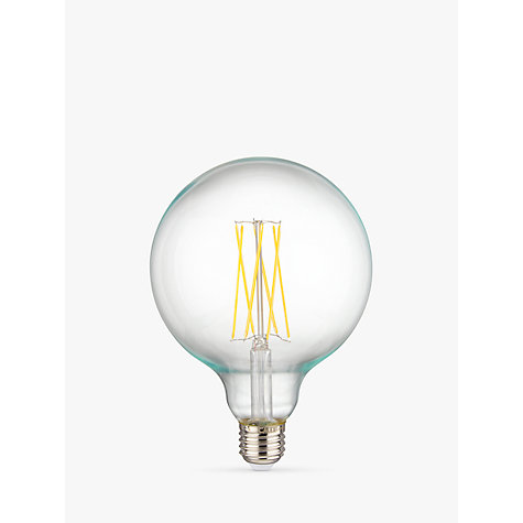 Buy Calex 4W ES Dimmable Globe LED Filament Bulb, Clear Online at johnlewis.com