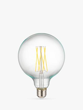 Calex 4W ES Dimmable Globe LED Filament Bulb, Clear