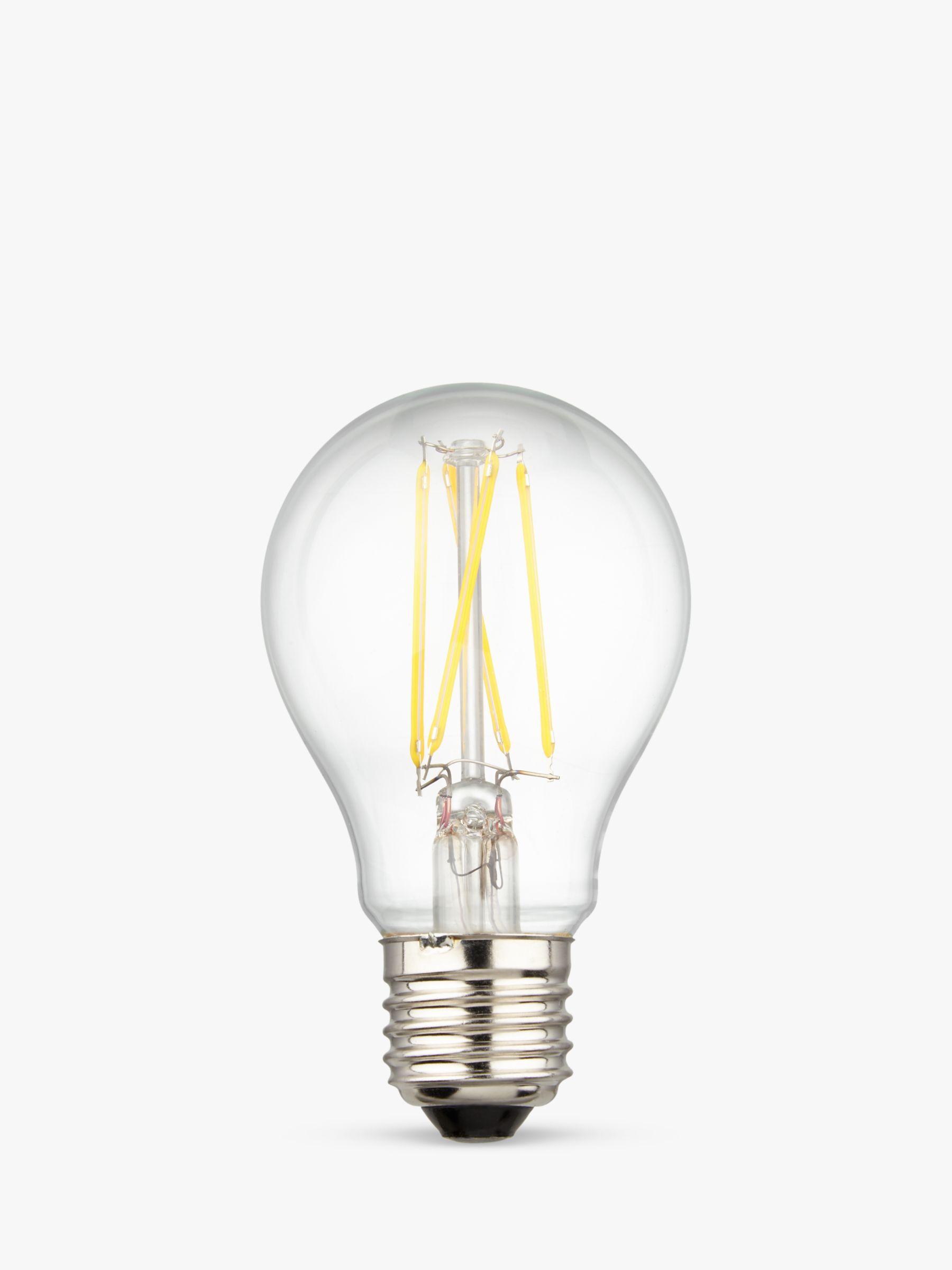 Calex Calex 7W ES LED Filament Classic Bulb, Clear