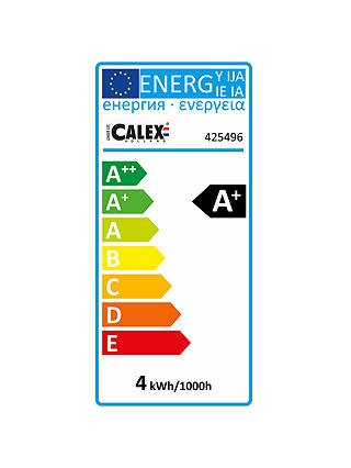 Buy Calx 4w Tube Led Flmt Dim Cl Online at johnlewis.com