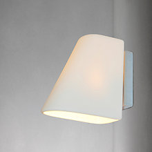 Buy Original BTC Coach Wall Light, White Online at johnlewis.com