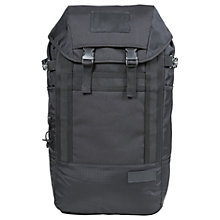 Buy Eastpak Bust Backpack, Merge Full Black Online at johnlewis.com