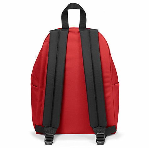 Buy Eastpak Padded Dok'r Backpack, Apple Pick Red Online at johnlewis.com