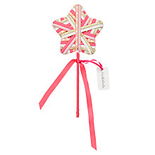 Buy Rockahula Children's Hair Bobble Lolly Stick, Pink Online at johnlewis.com