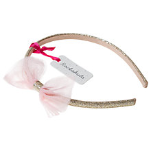 Buy Rockahula Children's Tulle Bow Headband Online at johnlewis.com