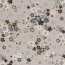 Buy Kokka Japanese Floral Print Fabric Online at johnlewis.com