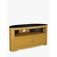 "Buy AVF Affinity Plus Blenheim 1100 TV Stand For TVs Up To 55"", Oak Online at johnlewis.com"