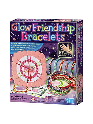 Glow Friendship Bracelets Kit