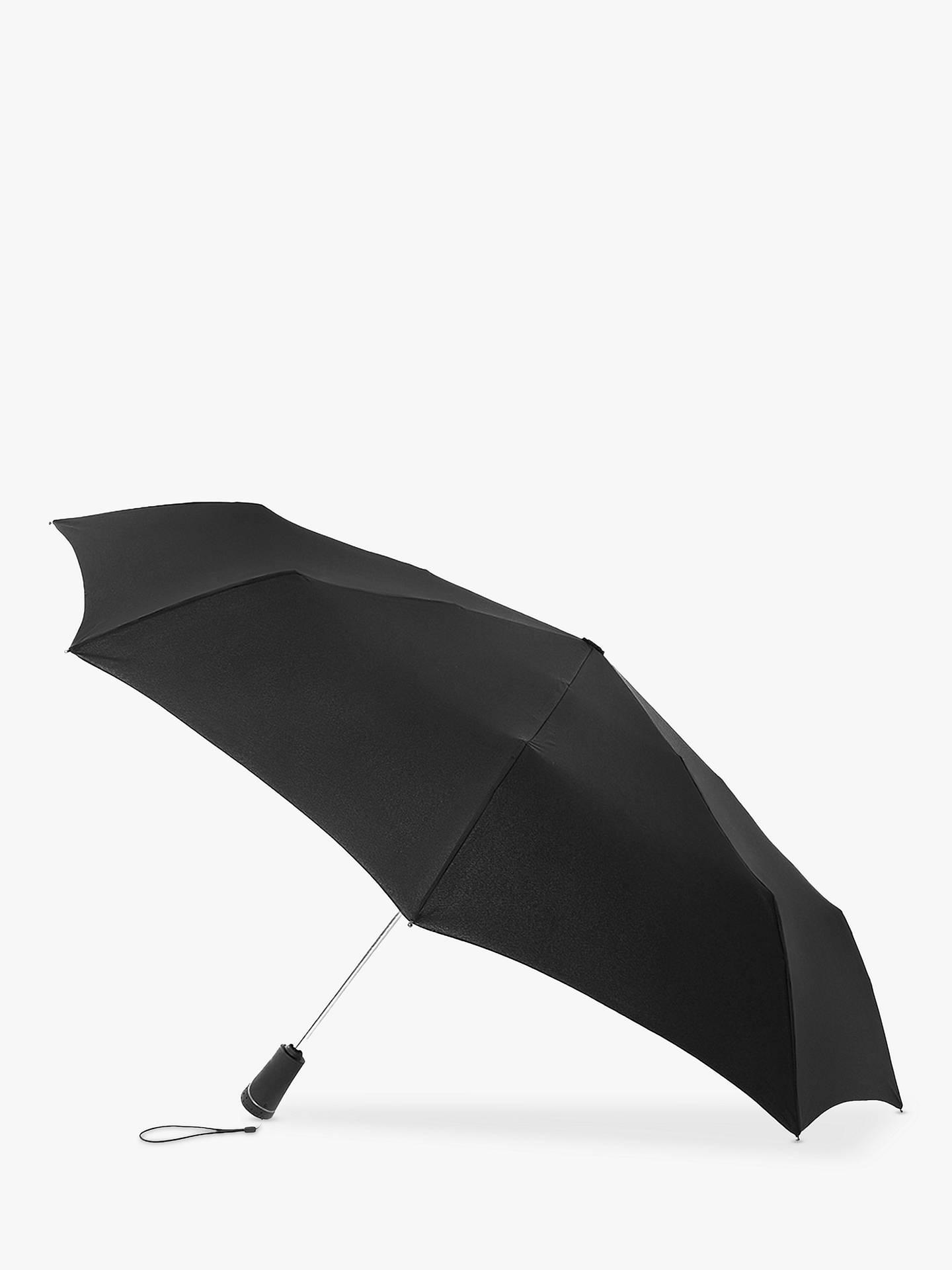 2c4bf80e0d08 totes XTRA STRONG Auto Open/Close Umbrella, Black
