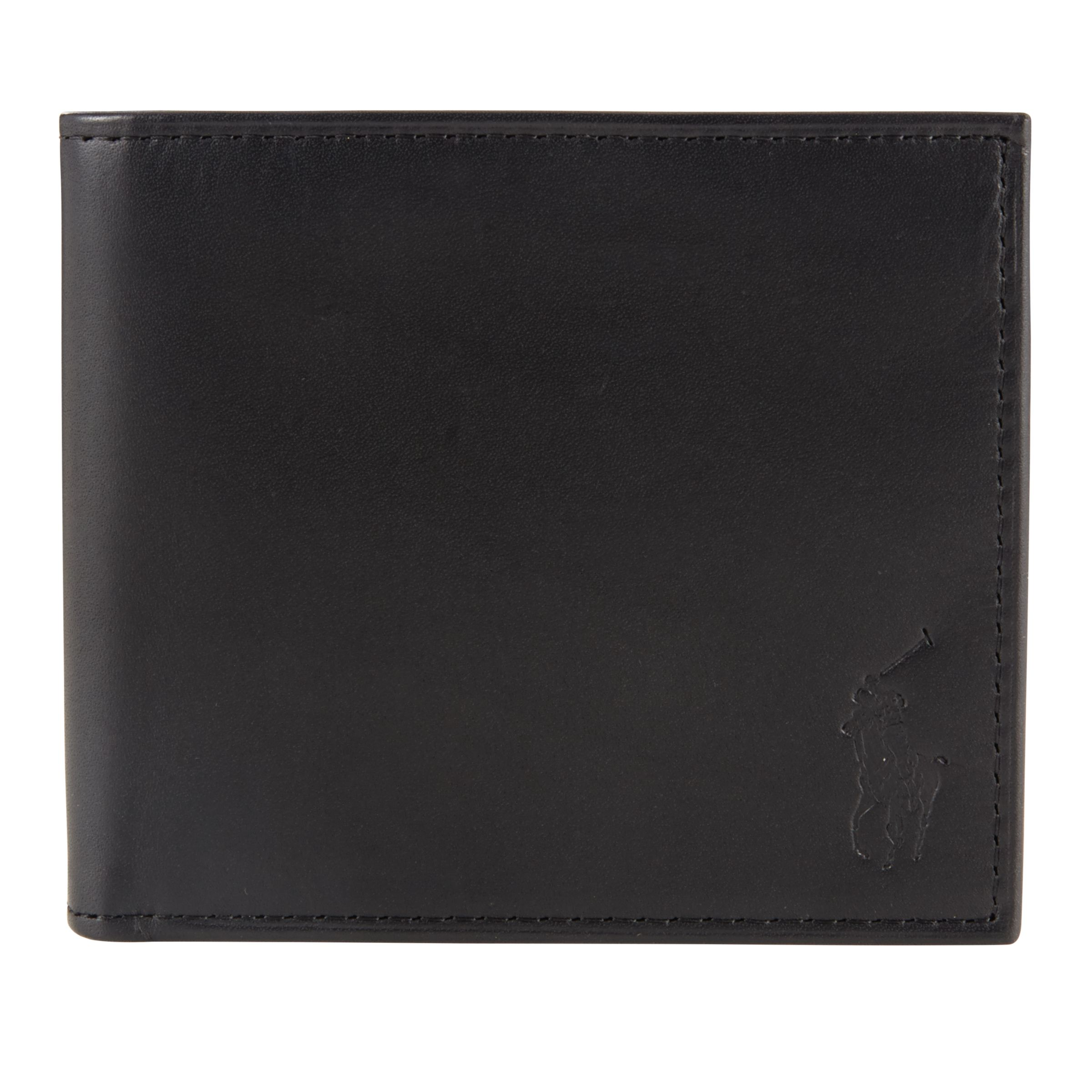 3cfd3e346505 Polo Ralph Lauren Leather Billfold Wallet at John Lewis & Partners