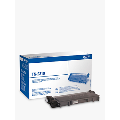 Brother TN2310BK Black Toner Cartridge