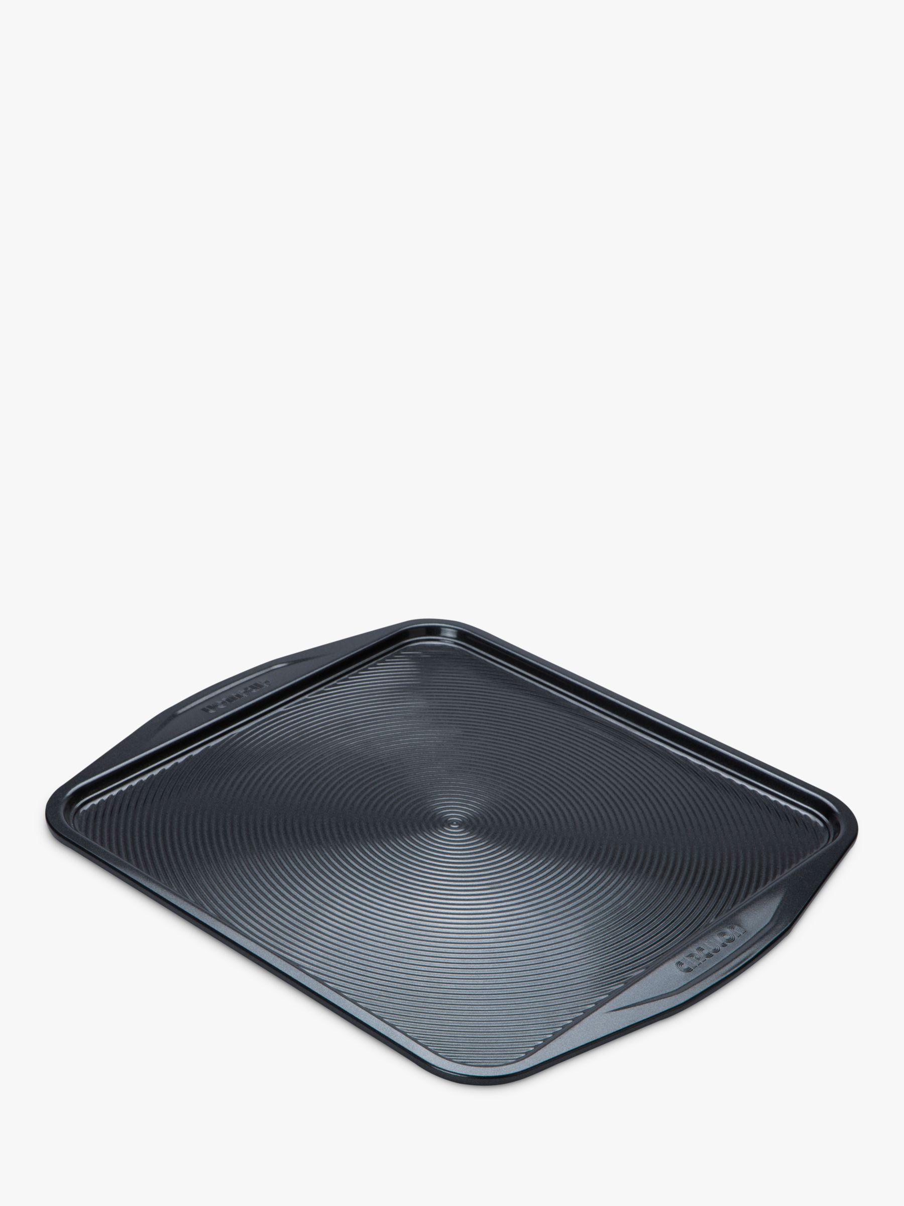 Circulon Ultimum Carbon Steel Non-Stick Square Baking Tray, 29cm