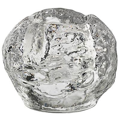 Kosta Boda Snowball Votive Candle Holder